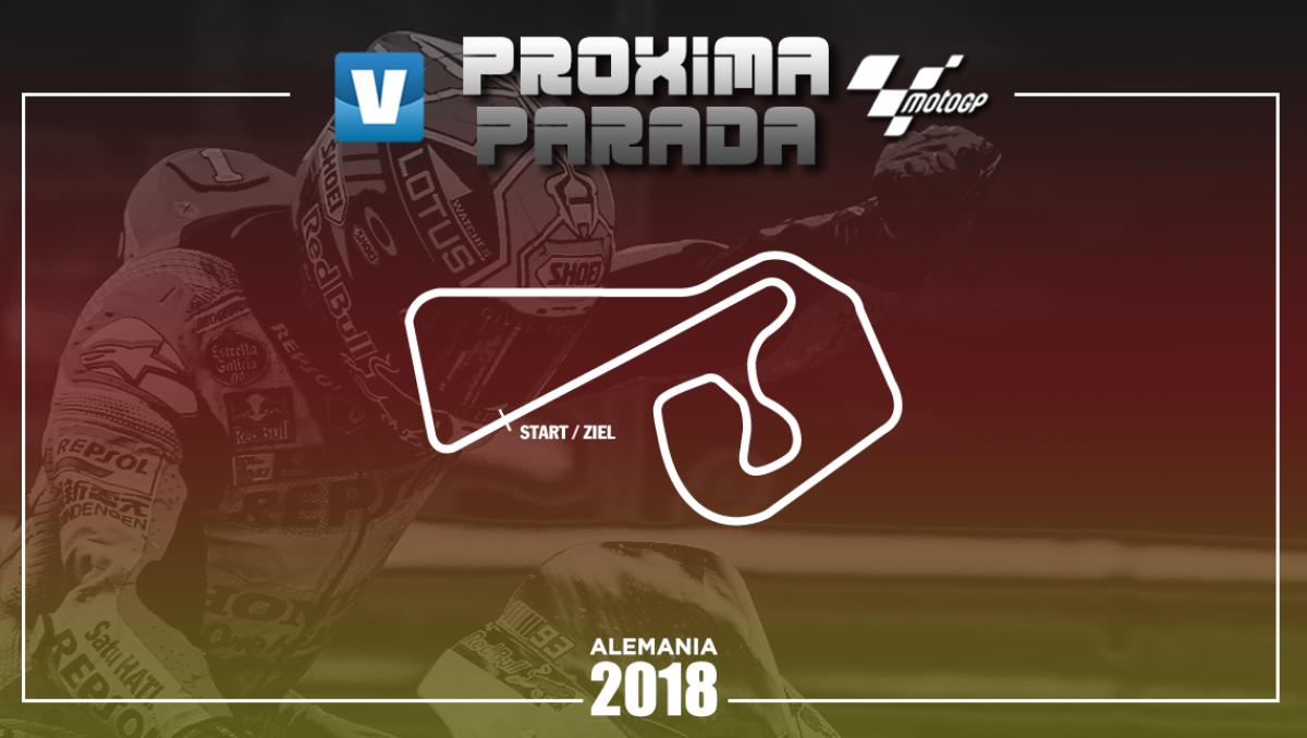 Próxima parada: Sachsenring, territorio Márquez