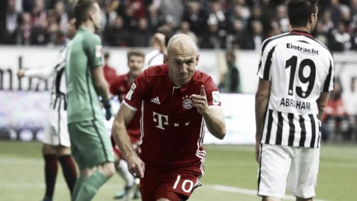 El equipo bávaro solo consiguió llevarse un punto a Múnich