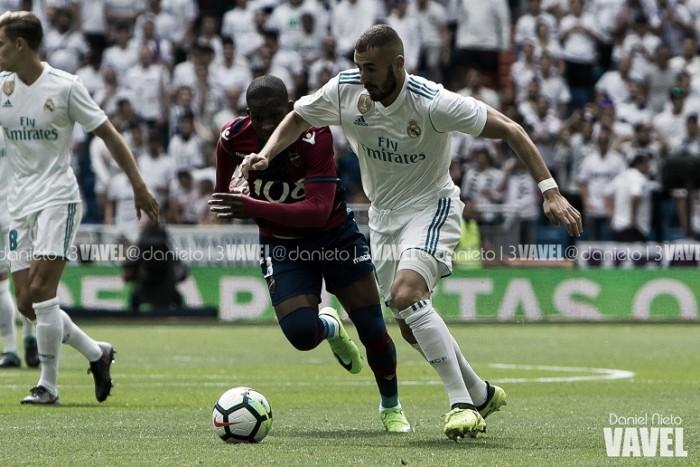 """Karim Benzema: """"Estamos en nuestra mejor época"""""""