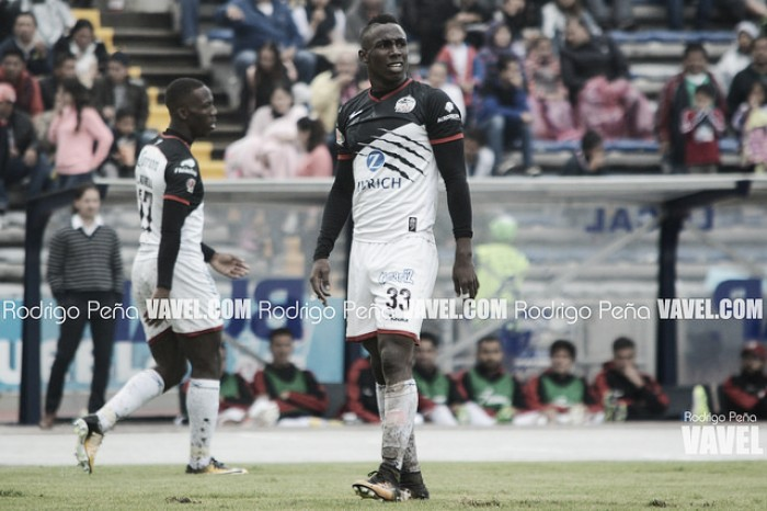 Julián Quiñones espera que Lobos mantenga racha positiva