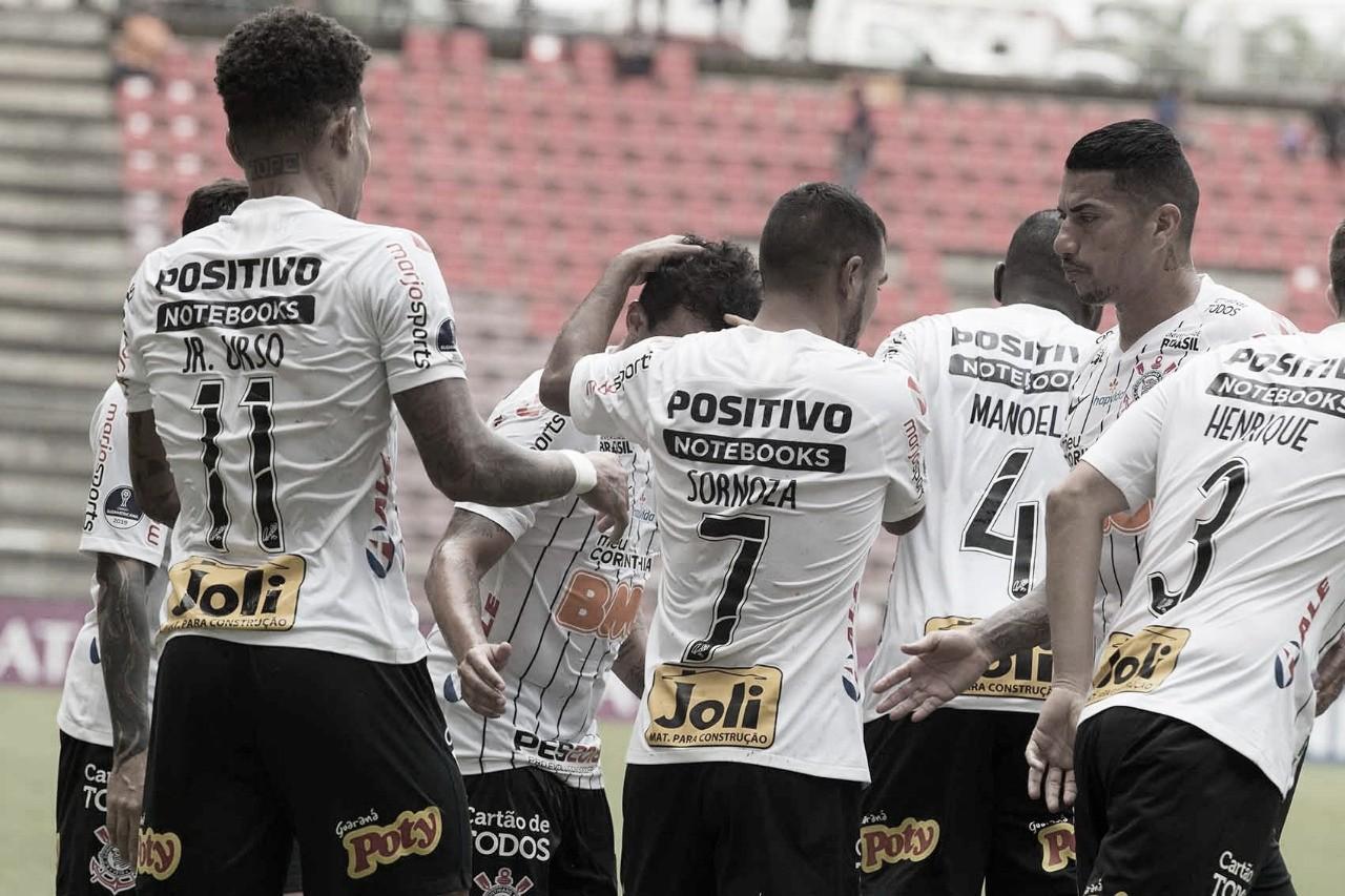 Corinthians derrota Deportivo Lara fora de casa e avança às oitavas de final da Copa Sul-America