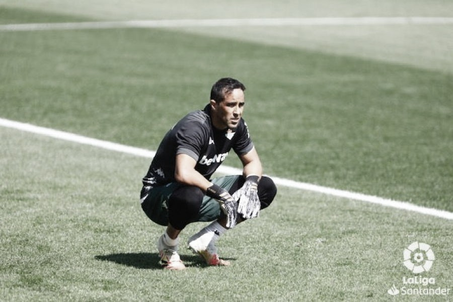 """Bravo: """"El gol es el premio al esfuerzo"""""""