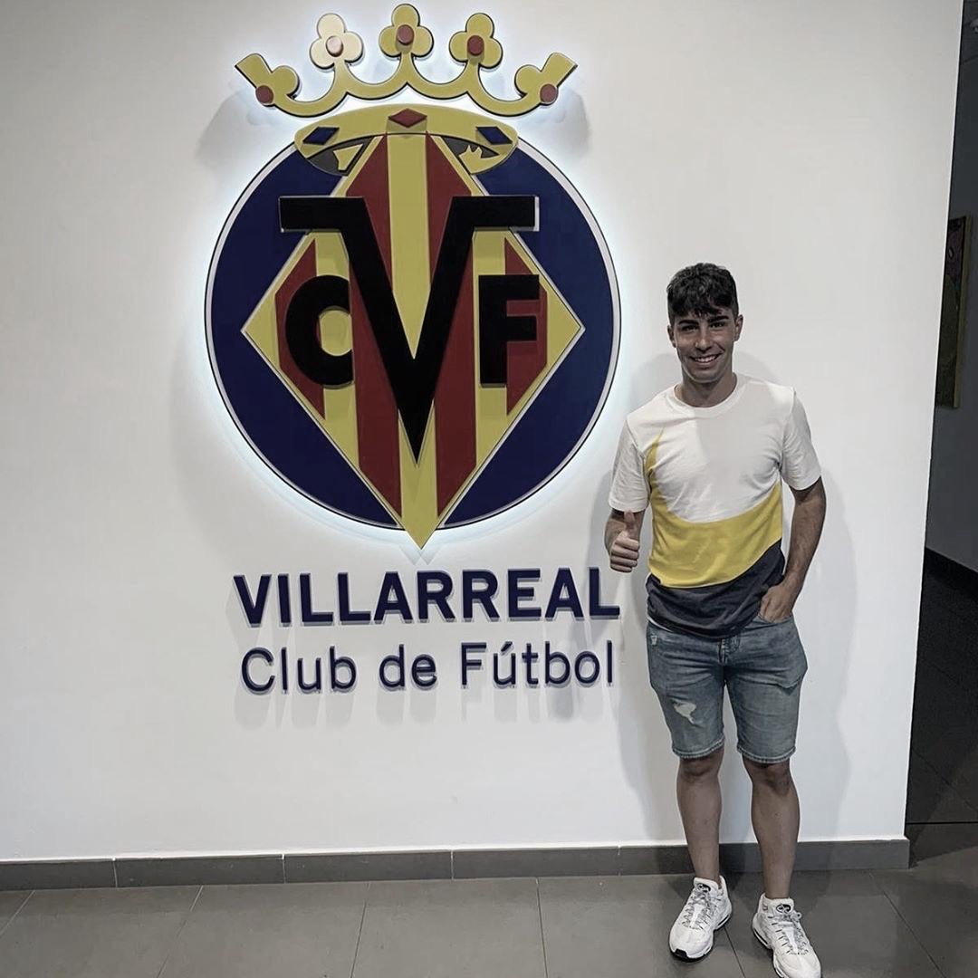 Diego Jurado, juventud y calidad para la zaga del Villarreal CF