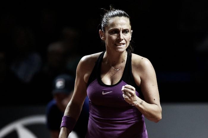 Roland Garros 2016: Roberta Vinci tentará retornar a uma final de Grand Slam