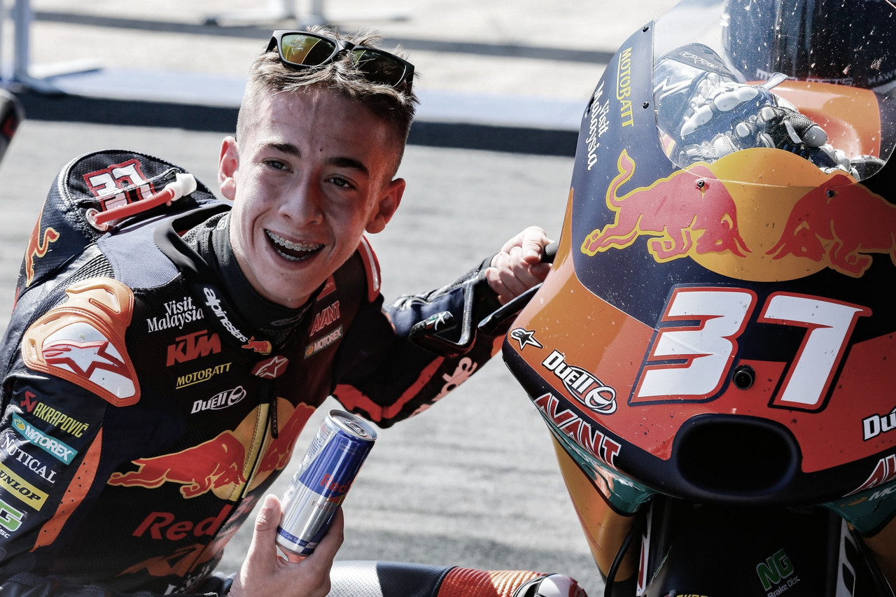 Acosta podría subir a Moto2 en 2022