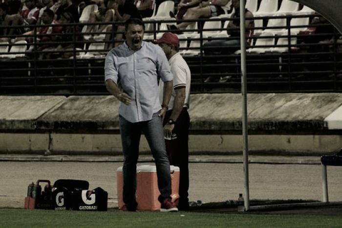 Roberto Fernandes pede ao Náutico comprometimento nos jogos finais da temporada
