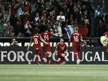 Le Portugal se relance dans la douleur
