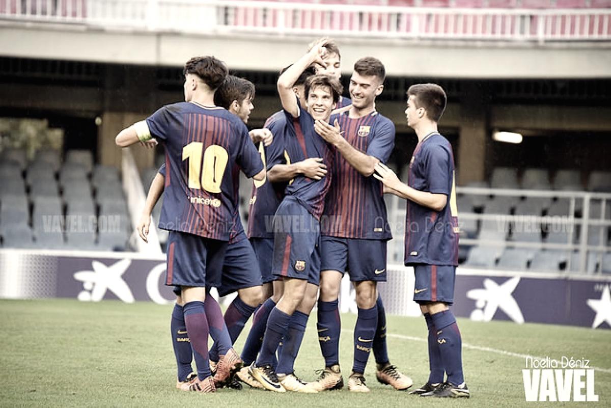 Previa FCB Juvenil A - Atlético de Madrid Juvenil A: que siga el espectáculo