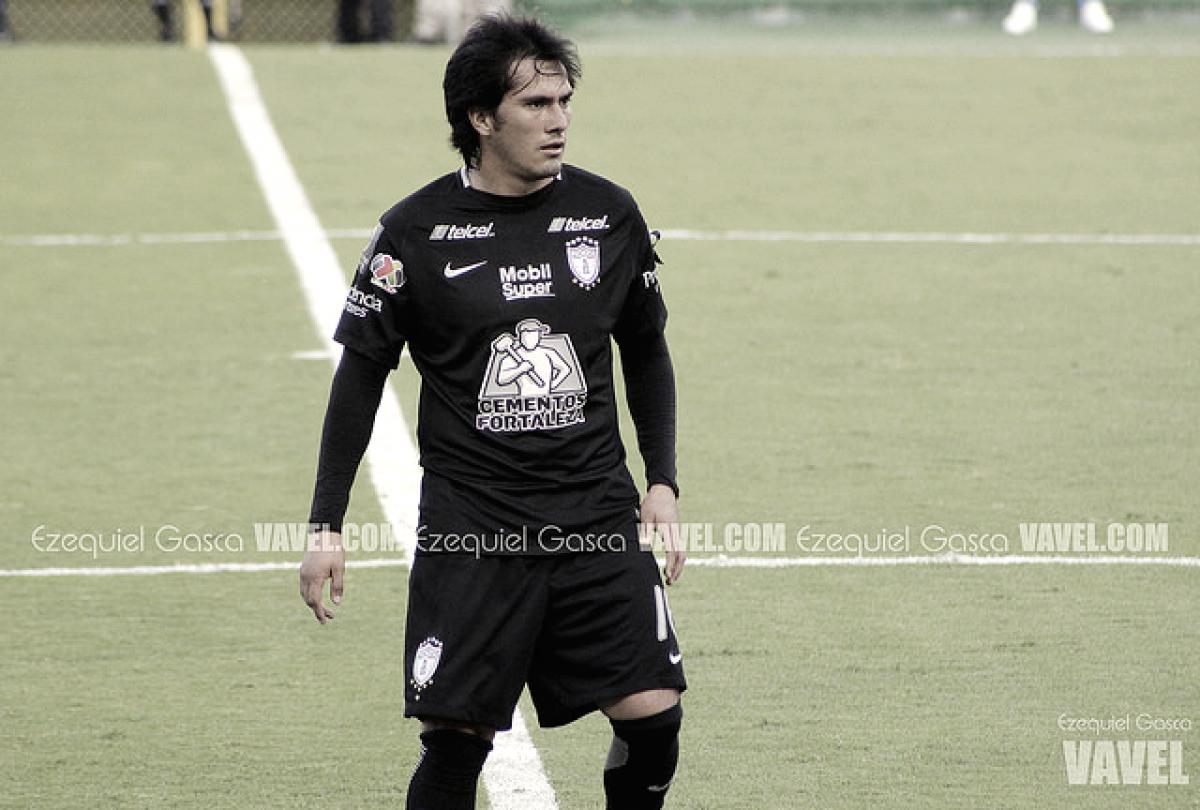 """Jorge Hernández: """"Tenemos el objetivo, entonces hay que luchar por él"""""""