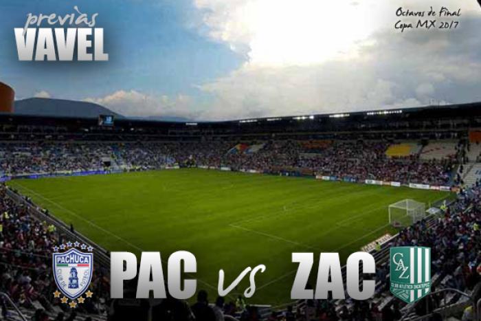 Previa Pachuca vs Zacatepec: Por un boleto a cuartos de final