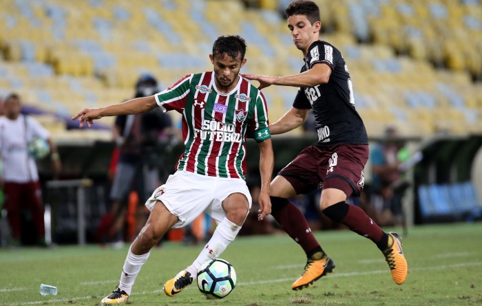 Gustavo Scarpa se torna maior assistente do Fluminense na década