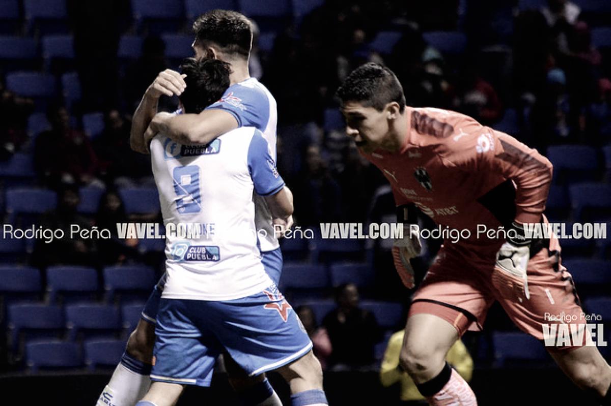 ¿Cómo le ha ido al Puebla enfrentando al líder del torneo?