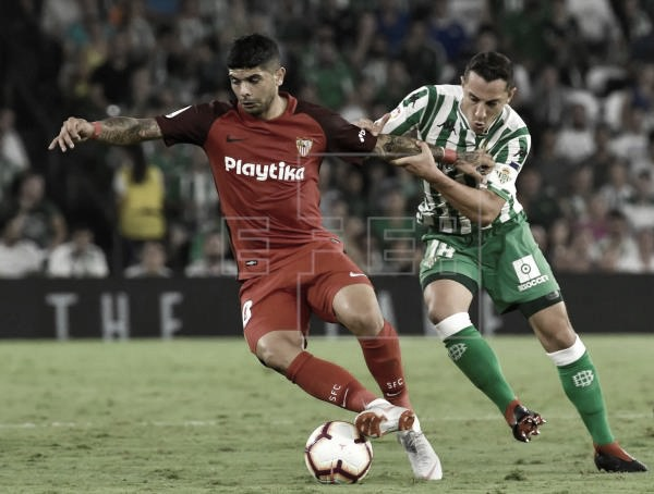 Historia de los derbis sevillanos del S. XXI: el Ramón Sánchez Pizjuan es un bastión para el Sevilla FC