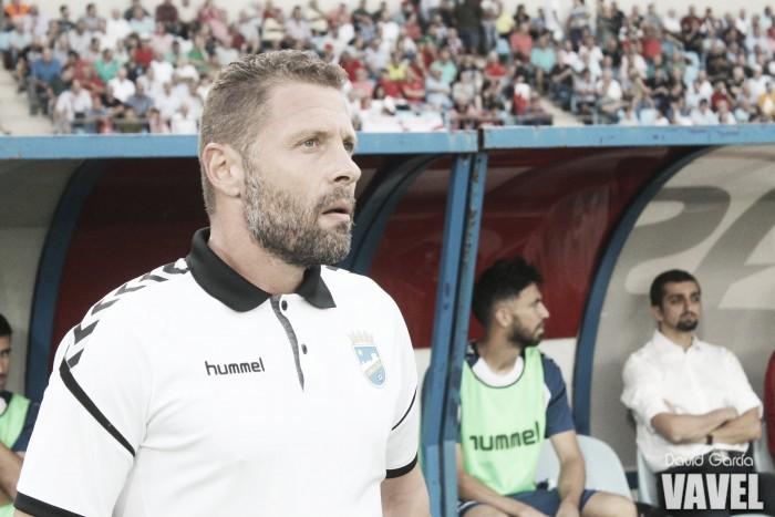 "Curro Torres: ""Tenemos que salir a ganar cada partido"""