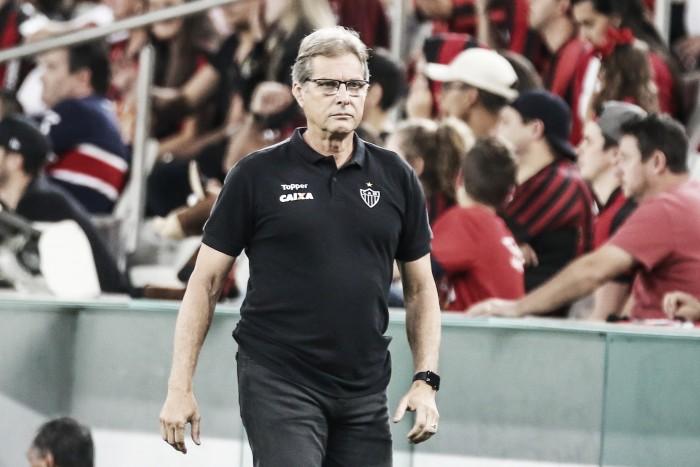 Após estreia vitoriosa, Oswaldo de Oliveira acredita em retorno de confiança no Atlético-MG