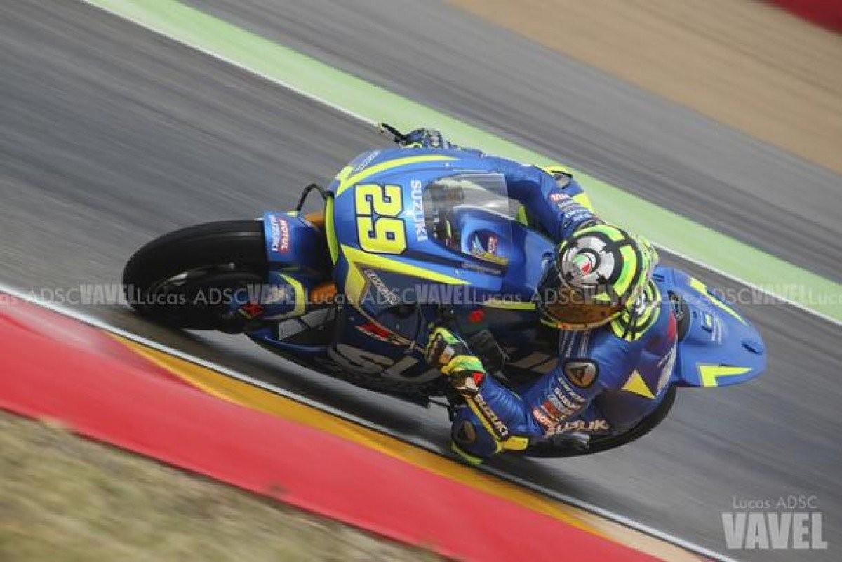 """MotoGp, Gp di Francia - Iannone vuole una ufficiale: """"A breve novità, ma solo da ufficiale"""""""