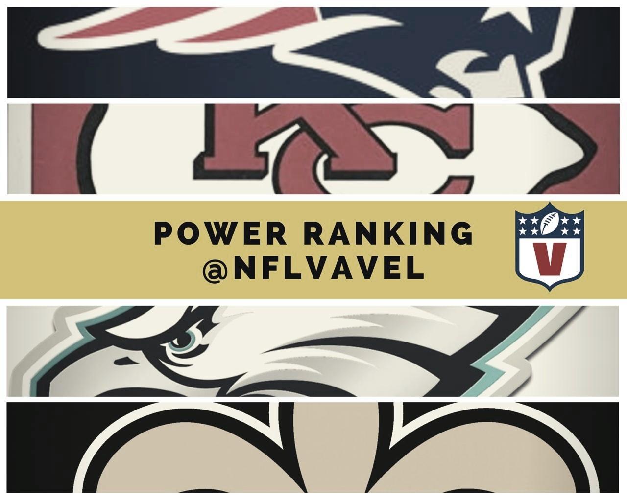 Power Rankings: Semana 1