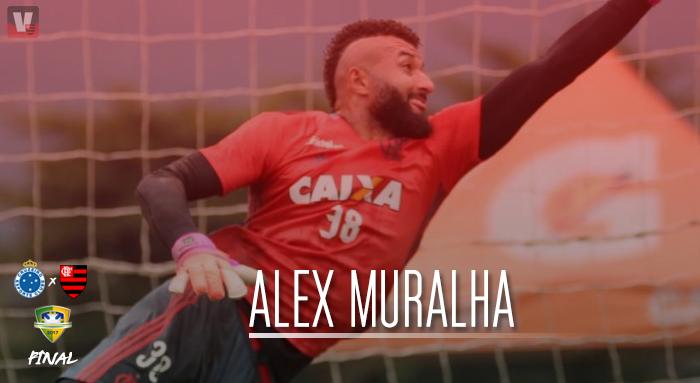 Seleção, queda de rendimento e titular na Copa do Brasil: Muralha tenta renascimento no Flamengo