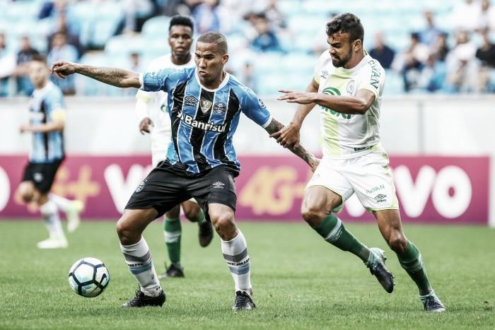 Resultado Grêmio x Chapecoense no Brasileirão 2017 (0-1)