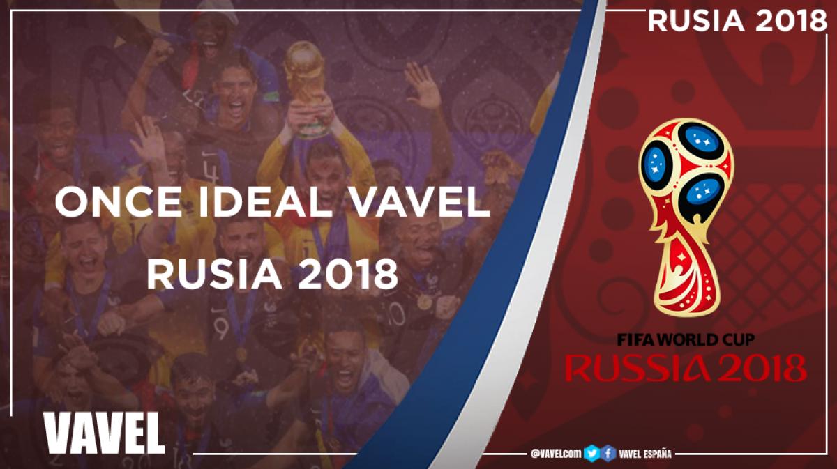 Once ideal VAVEL Mundial de Rusia 2018: un equipo plagado de estrellas