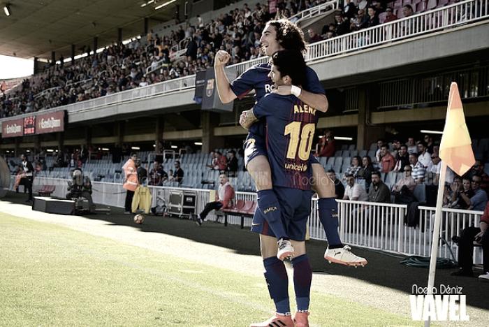 El Barça B vuelve a ser el trampolín al primer equipo