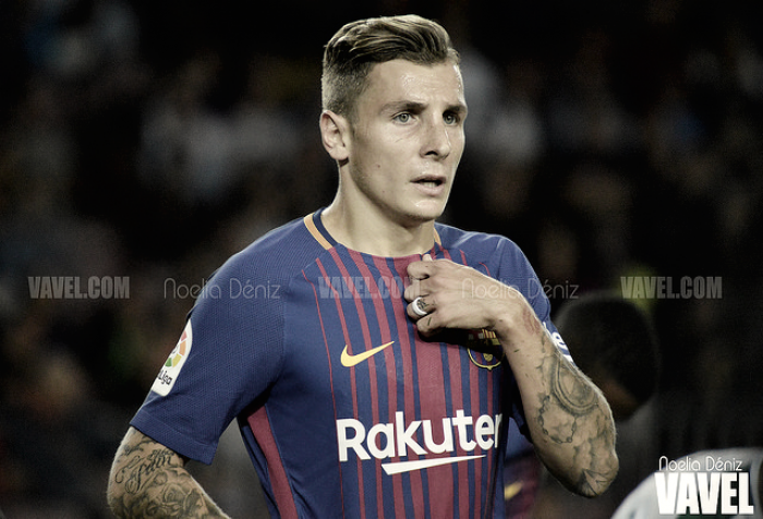 Anuario VAVEL FC Barcelona 2017: Lucas Digne, a la sombra de Jordi Alba