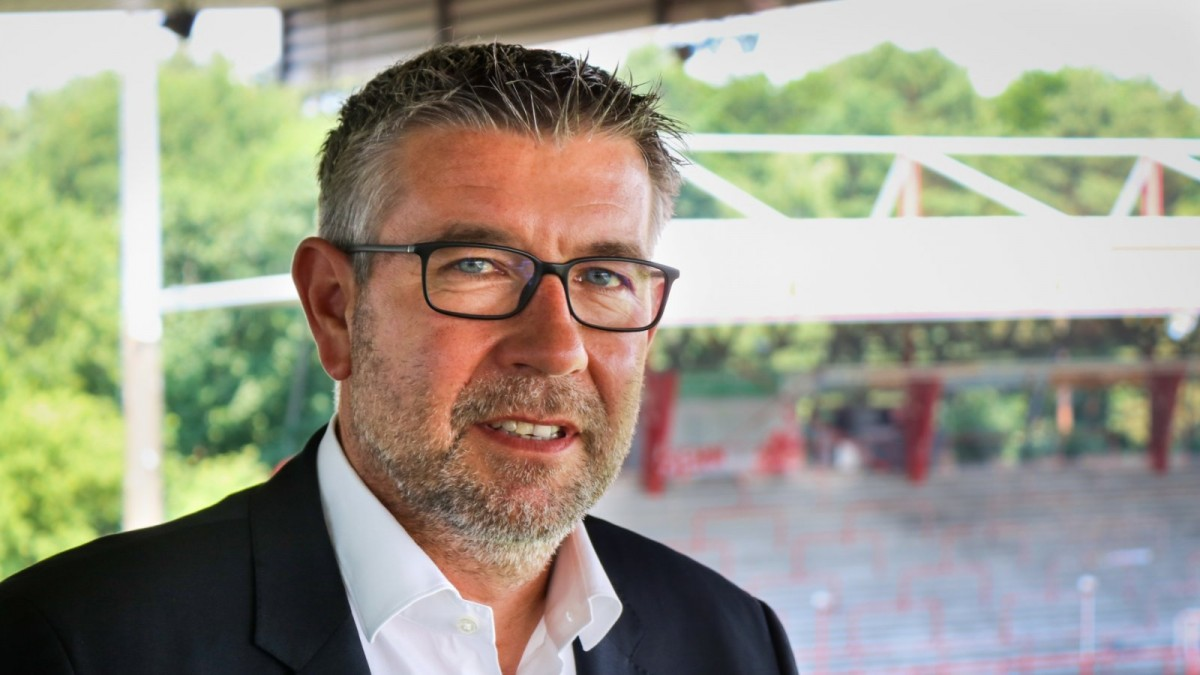 Urs Fischer takes the reins at Union Berlin