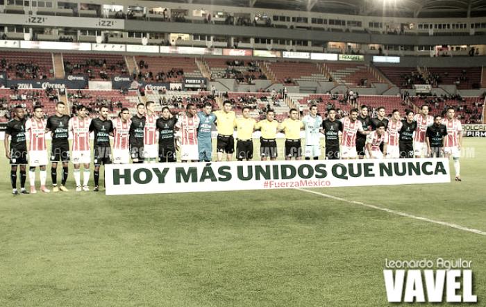 Necaxa 1-0 Querétaro: puntuaciones de Necaxa en la jornada 11 de la Liga Bancomer MX Apertura 2017