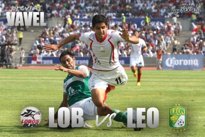 Lobos BUAP vs Club León