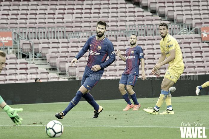 Barcelona - Las Palmas: puntuaciones de la séptima jornada de la Liga Santander