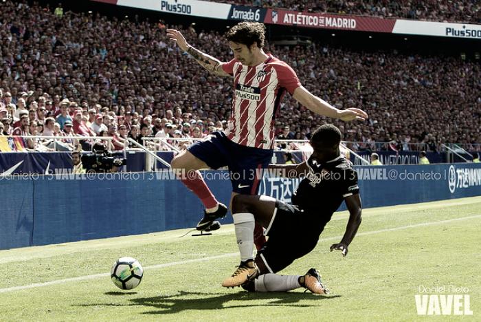 """Vrsaljko: """"No tengo ningún problema con el Atlético"""""""