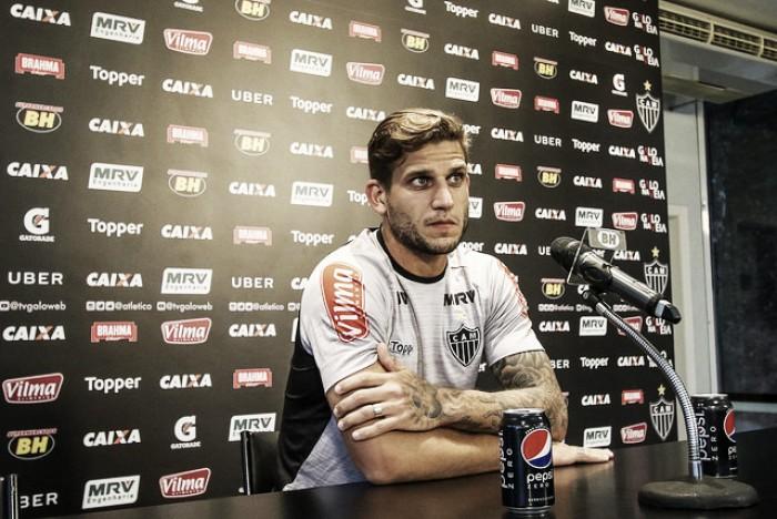 Rafael Moura fala em foco na vaga para Libertadores e revela desejo de ficar no Atlético-MG