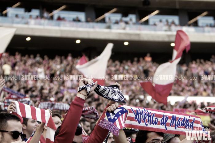 La Unión de Peñas del Atlético solicita a LaLiga cambiar el horario del Atleti-Getafe