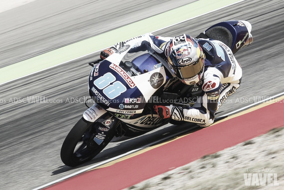 GP Spagna: Martin conquista la pole a Jerez