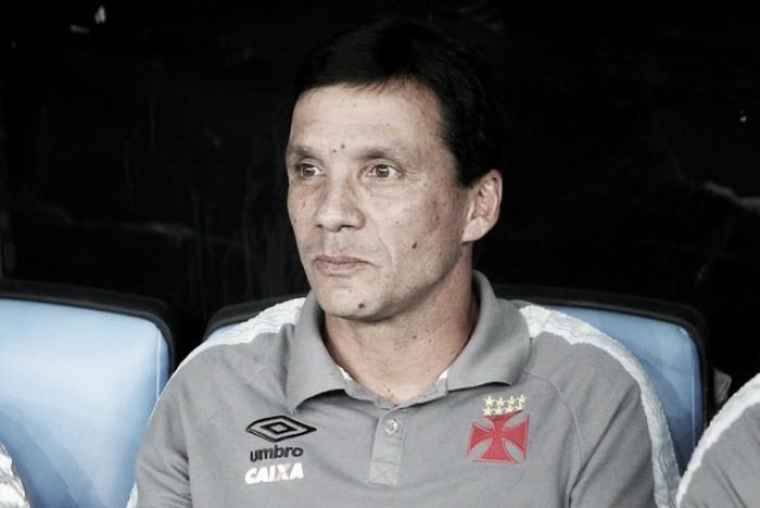 """Zé Ricardo lamenta empate cedido no fim: """"Vitória seria um prêmio'"""