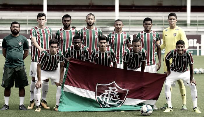 Resultado Fluminense x Mogi Mirim pela Copa SP de Futebol Júnior (3-0)