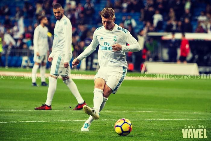Toni Kroos y su liderazgo en el Real Madrid CF