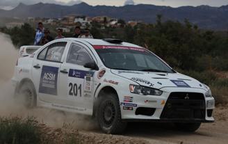 Xevi Pons gana la Baja Almanzora