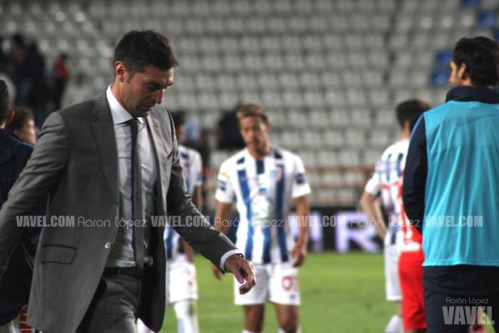Diego Alonso confía en Blanco para defender el arco Tuzo