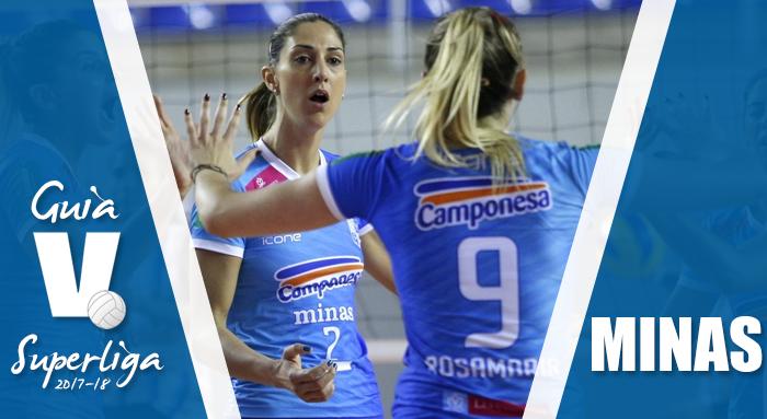 Guia VAVEL Superliga Feminina 2017/2018: Camponesa/Minas