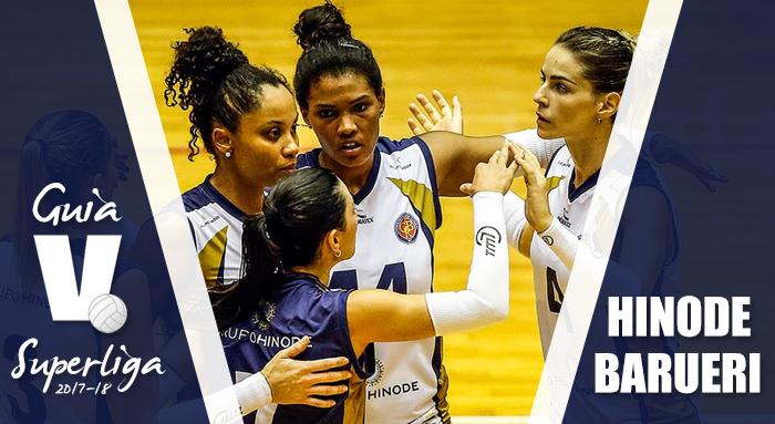 Guia VAVEL Superliga Feminina de vôlei 2017/2018: Barueri