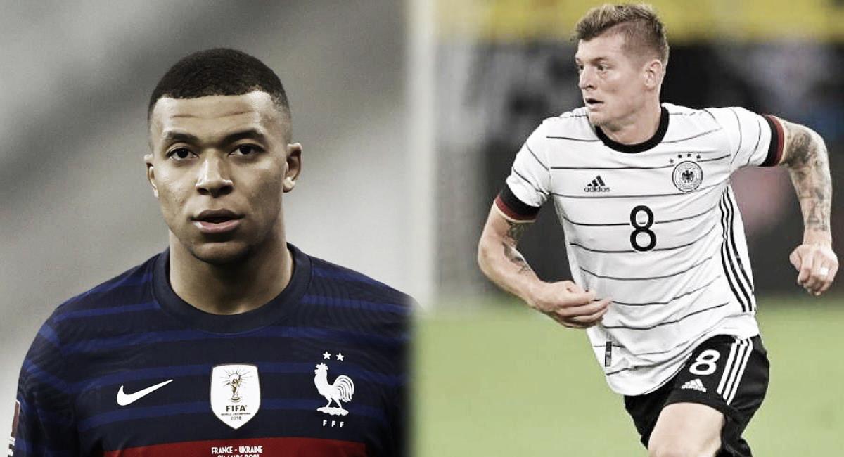Previa Francia - Alemania: duelo de favoritos
