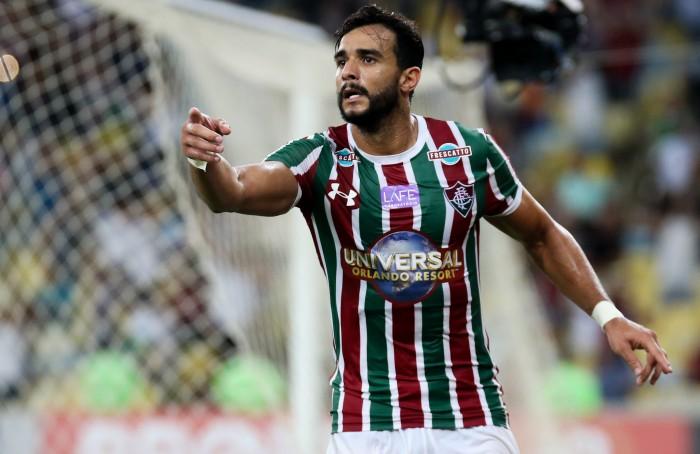 Henrique Dourado se torna oitavo maior artilheiro do Fluminense nos pontos corridos