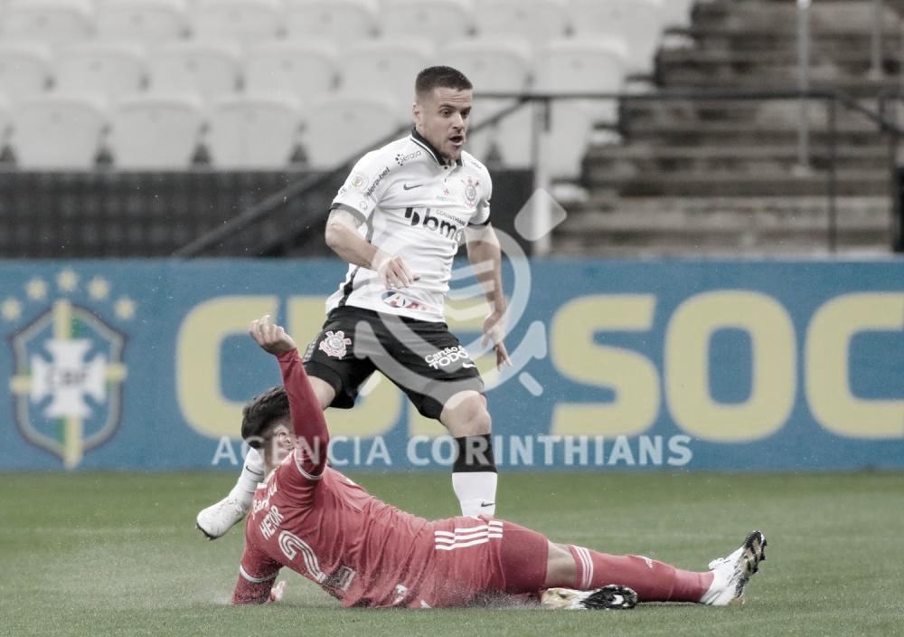 Ramiro é destaque do Corinthians na vitória diante do Internacional