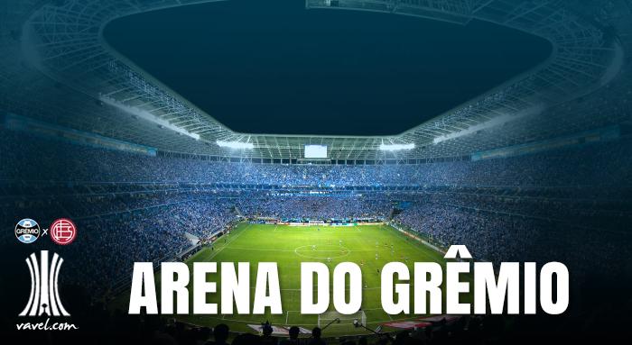 Arena do Grêmio sedia final de Libertadores da América pela primeira vez