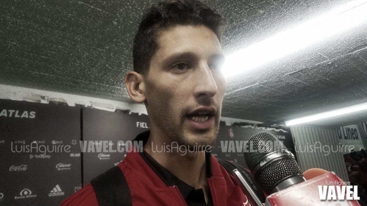 """Omar González: """"El equipo jugó bien"""""""