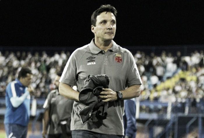 """Zé Ricardo vibra com vitória do Vasco fora de casa: """"Fundamental para nós"""""""