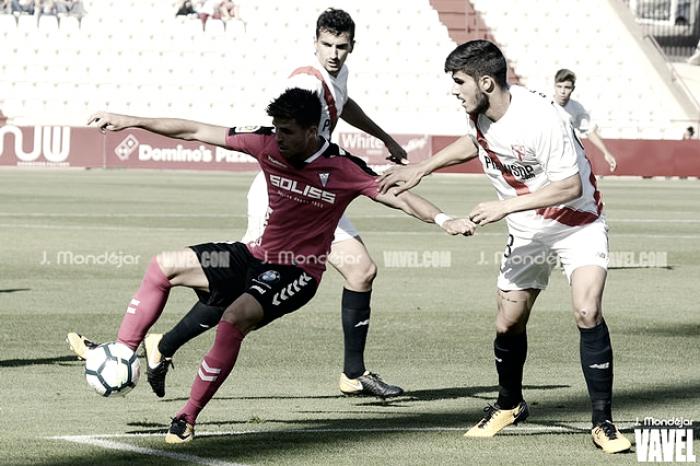 """Héctor Hernández: """"lo que yo quiero es jugar"""""""