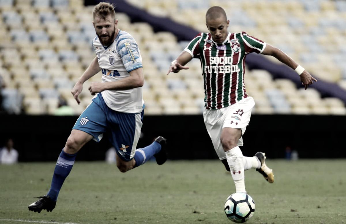 Fluminense leva virada do Avaí na Copa do Brasil