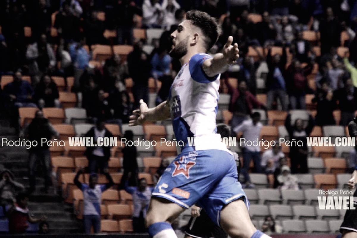 Lucas Cavallini: A romper la baja productividad de los delanteros del Puebla
